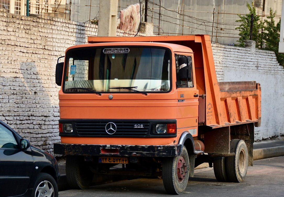 کامیونهای باری