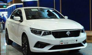 ثبت نام 60 هزار نفر برای خرید خودرو k132