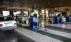 مراجعه روزانه 6 هزار راننده به مراکز معاینه فنی خودرو