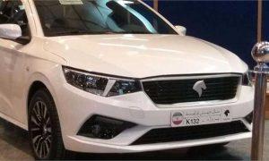 قیمت K132 ایران خودرو چقدر است؟