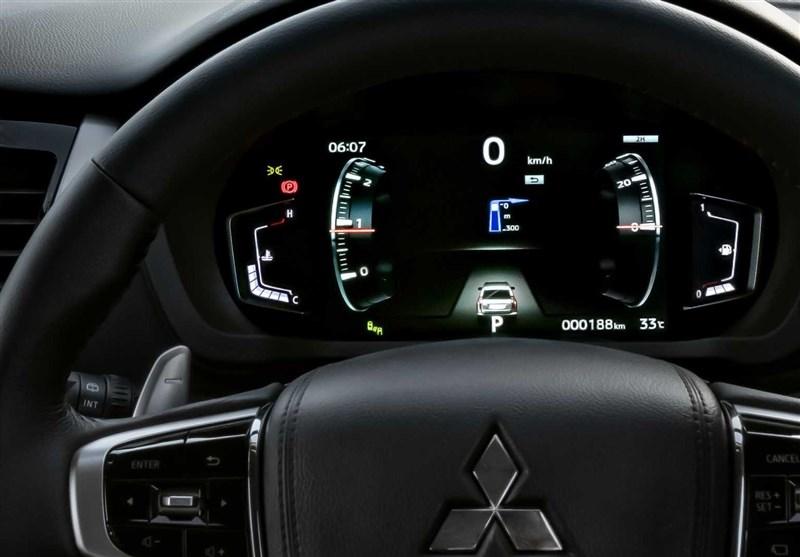 آپشنهای فنی خودرو